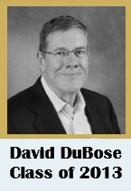 Click for biography of David DuBosel