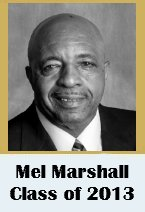 Click for biography of Mel Marshall