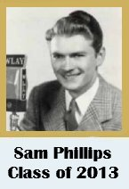Click for biography of Sam Phillips