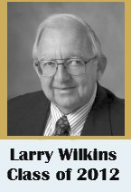 Click for biography of Larry Wilkins