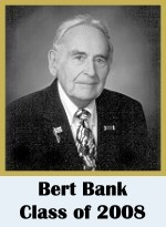 Click for biography of Bert Bank