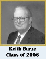 Click for biography of Keith Barze