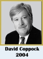 Click for biography of David Coppock