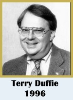 Click for biography of Terry Duffie