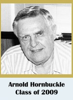 Click for biography of Arnold Hornbuckle