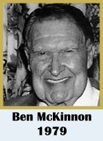 Click for biography of Ben McKinnon