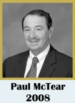 Click for biography of Paul McTear