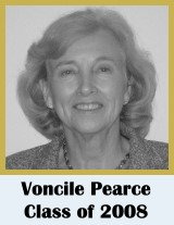 Click for biography of Voncile Pearce