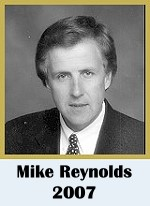 Click for biography of Mike Reynolds