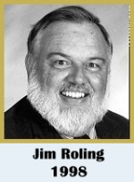 Click for biography of Jim Roling