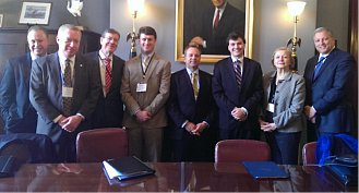 ABA staff and members wrap annual Washington DC